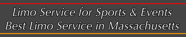 Limo service for sports and events