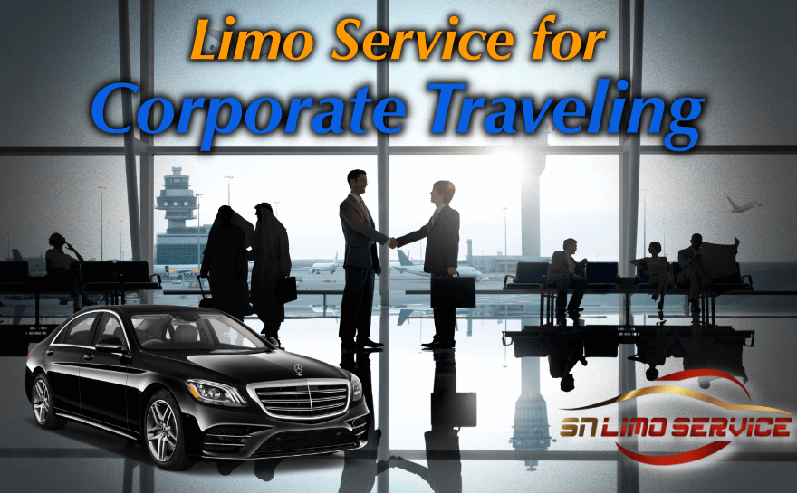 Limo Service for Corporate Traveling 1