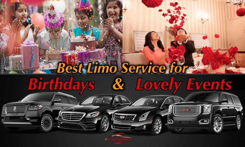 LImo Service for Birthdays