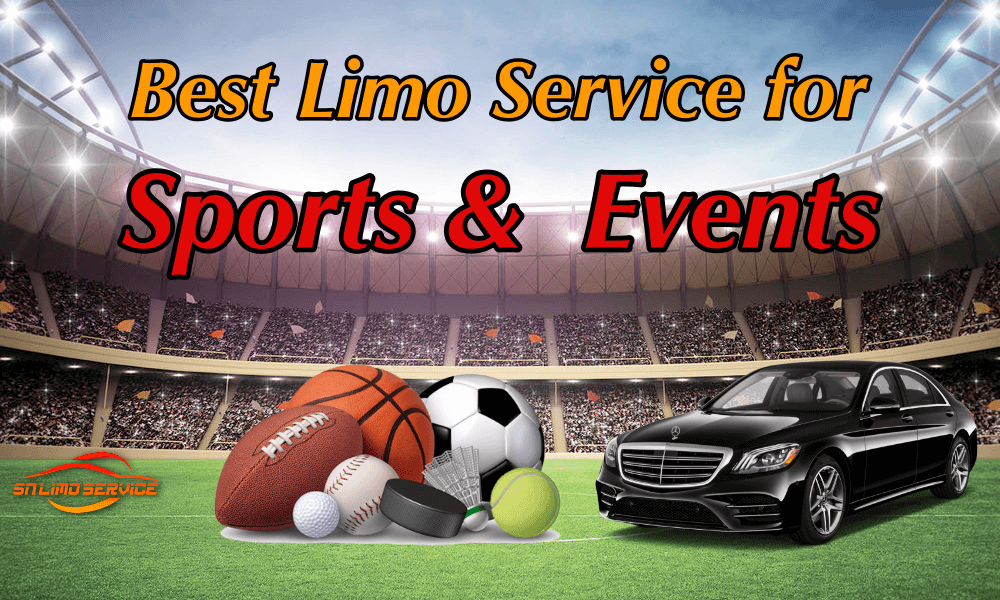 Limo Service for Sports and Games