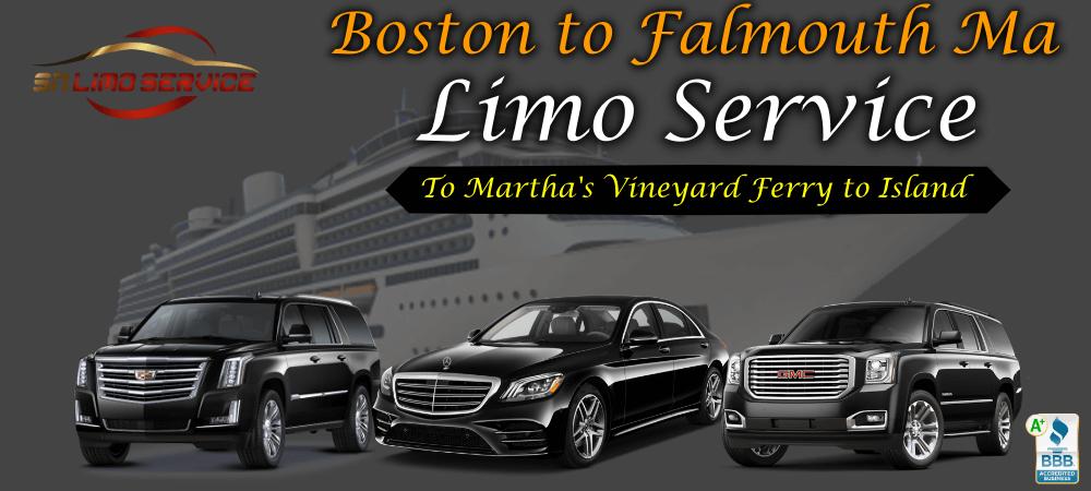 Boston to Falmouth Ma Limo service