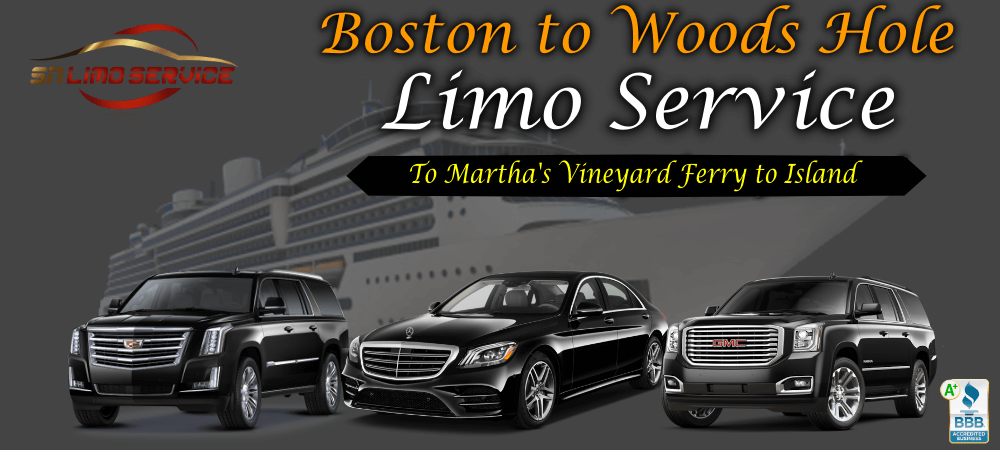 Boston to Woods Hole Limo Service