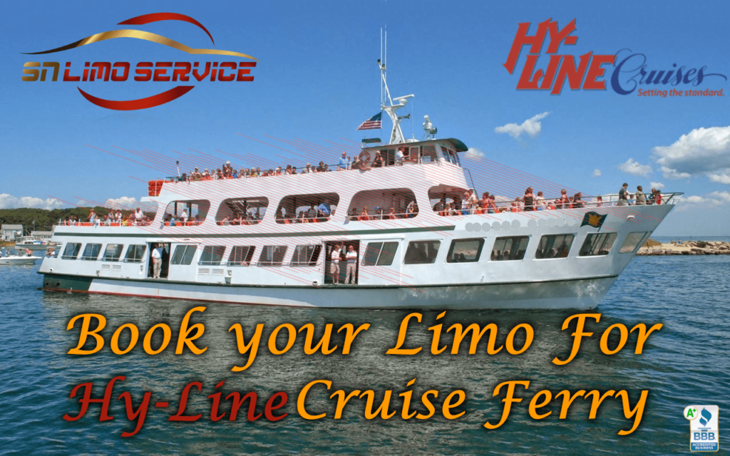 Limo for Hy-Line Cruise Ferry
