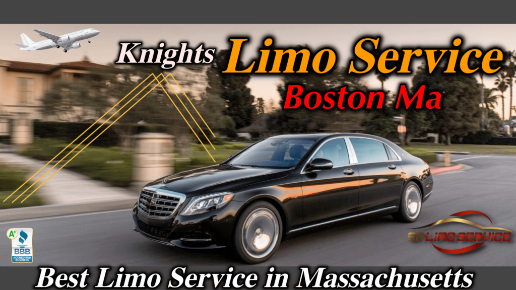 Knights Limo and Knights Limousine service   Airport Shuttle Service