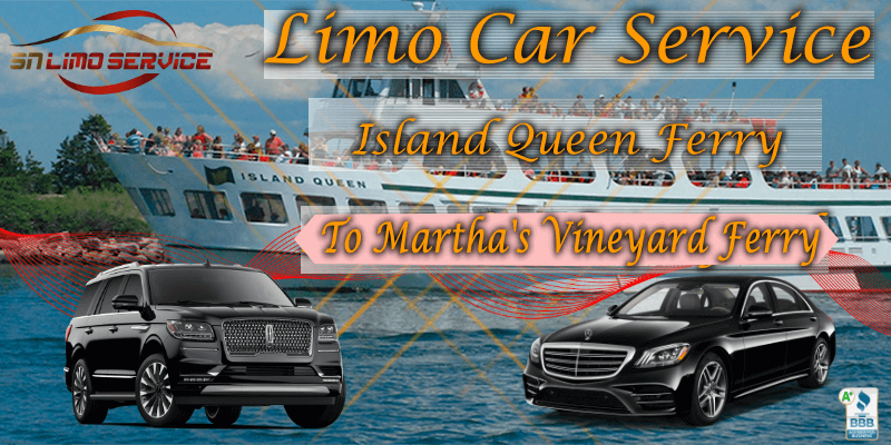 Limo car service for Martha's Vineyard