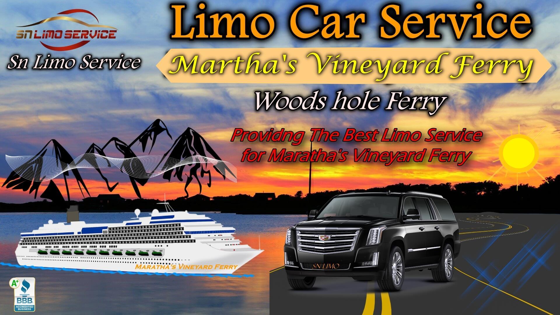 Maratha's vineyard Limo car service