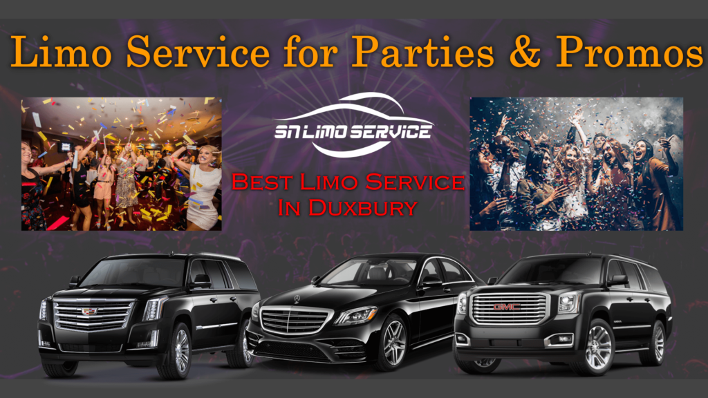 Limo Service for Parties and promos