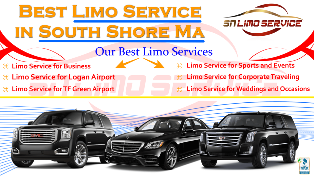 Limo Service South Shore MA