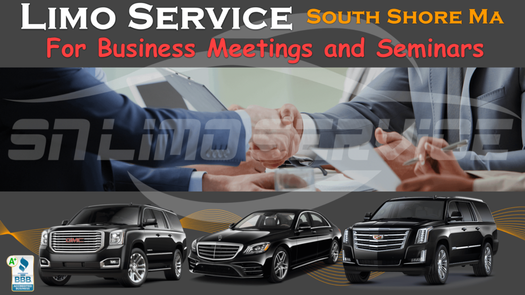 Limo Service for Business south shore ma