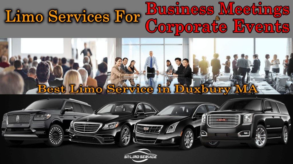 Limo Service for Corporate in Duxbruy