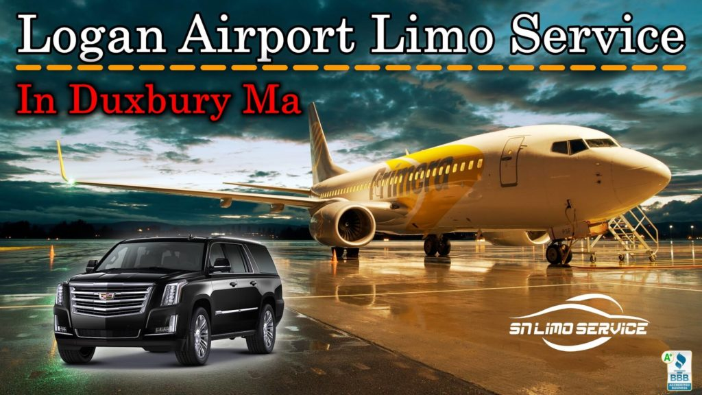 Logan Airport Limo Service in Duxbury