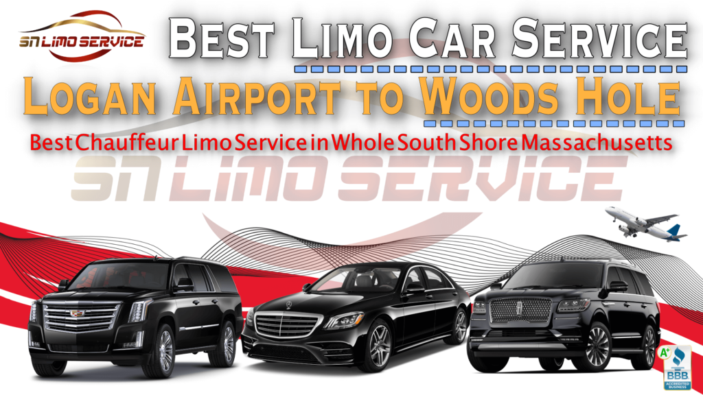 Logan Airport to Woods Hole Limo Service