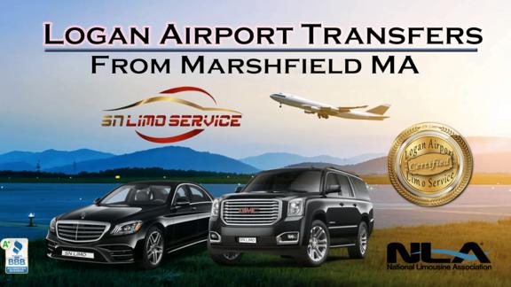 Logan Airport Transfers Marshfield