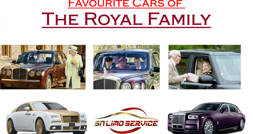 Favourite Cars of the Royal Famillies