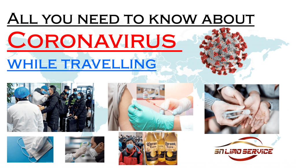 Information about Corona virus Covid-19 while You Traveling