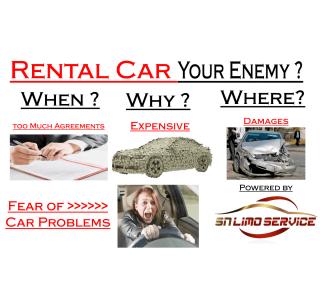 your Enemy rental Car