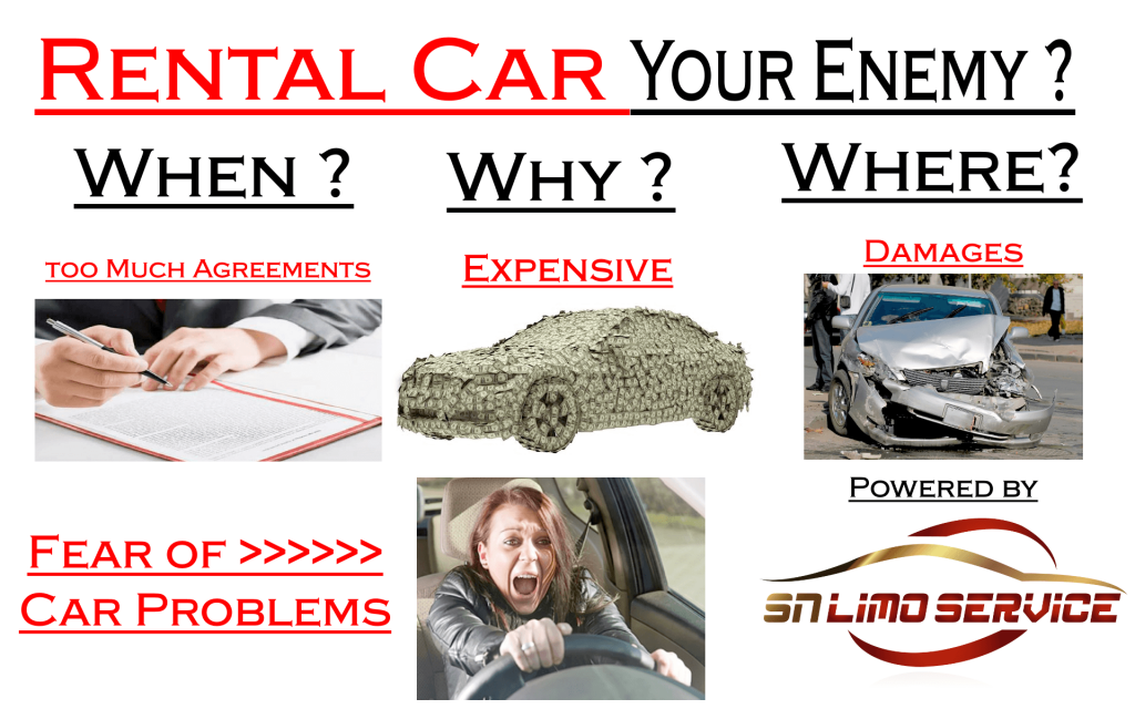 rental Car your Enemy