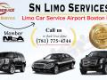 Limo car Service Airport Boston Ma