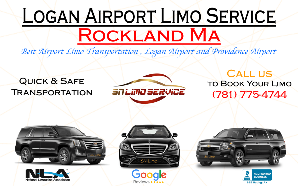 Logan Airport Limo Service Rockland MA