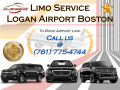 Limo Service Logan Airport Boston